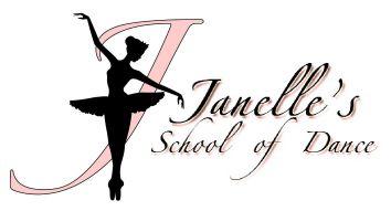 Janelles School of Dance Logo