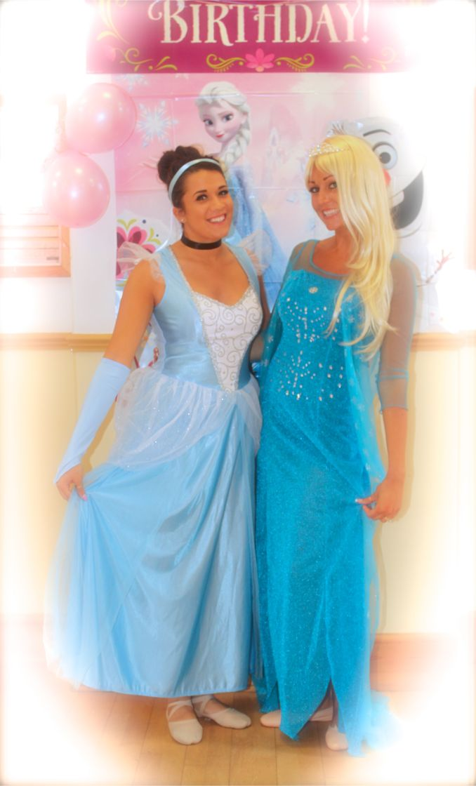 Princess Parties Entertainers