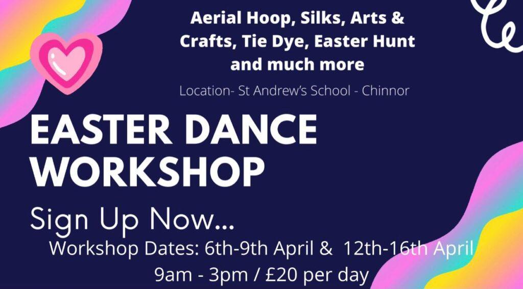 Easter Dance Workshop